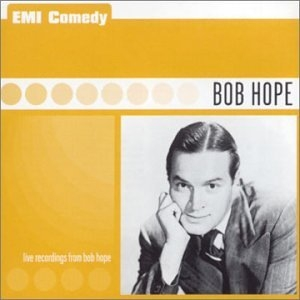 EMI Comedy: Bob Hope album cover