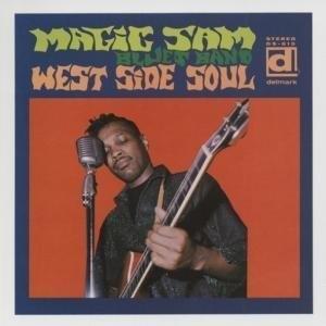 West Side Soul album cover