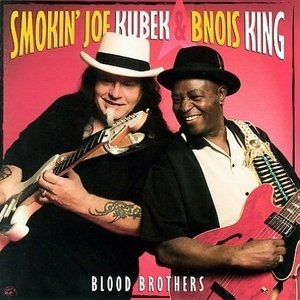 Blood Brothers album cover