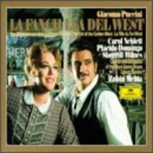 Puccini: La Fanciulla Del West album cover
