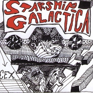 Starship Galactica album cover