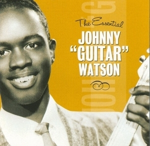 The Essential Johnny 'Guitar' Watson album cover