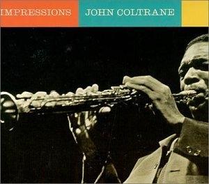 Impressions album cover