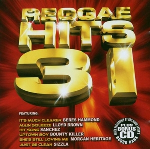 Reggae Hits, Vol. 31 album cover