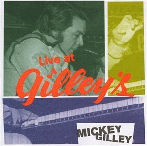 Live At Gilley's album cover