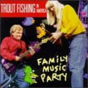 Family Music Party album cover