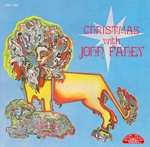Christmas With John Fahey album cover