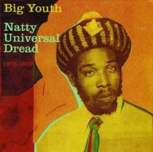 Natty Universal Dread album cover