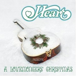 A Lovemongers' Christmas album cover