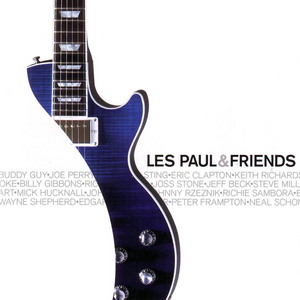 Les Paul & Friends: American Made World Played album cover