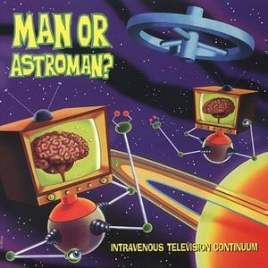 Intravenous Television Continuum album cover