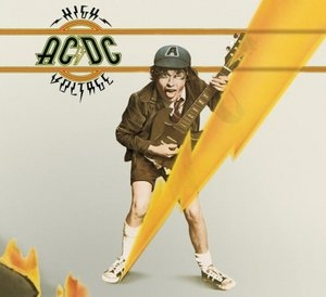 High Voltage album cover