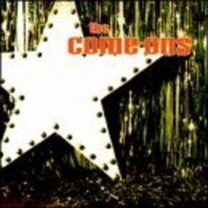 The Come Ons album cover
