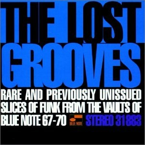 The Lost Grooves album cover