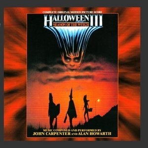 Halloween III (Complete Original Motion Picture Score) album cover