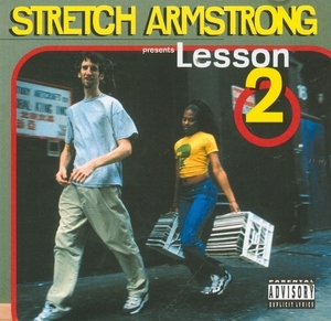 Stretch Armstrong Presents: Lesson 2 album cover