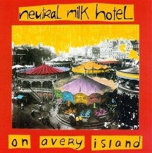 On Avery Island album cover