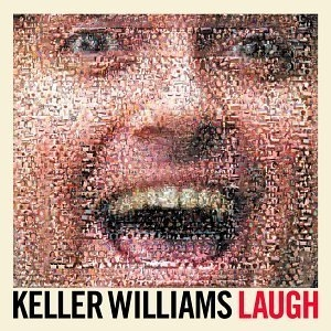 Laugh album cover