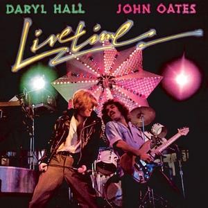 Livetime album cover