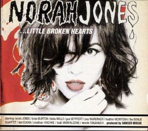 Little Broken Hearts album cover