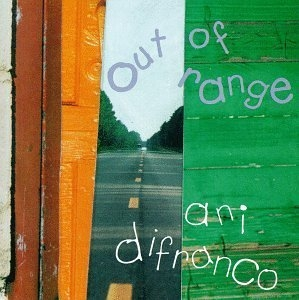 Out Of Range album cover