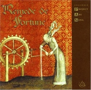 De Machaut: Remede De Fortune album cover