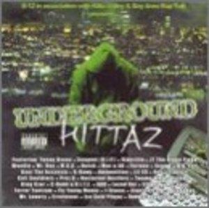 Underground Hittaz Vol. 1 album cover