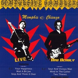 Live And Deadly-Memphis-Chicago album cover