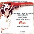 Gigi (1974 Original Broad... album cover