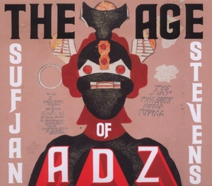 The Age Of Adz album cover