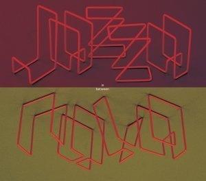 In Between album cover