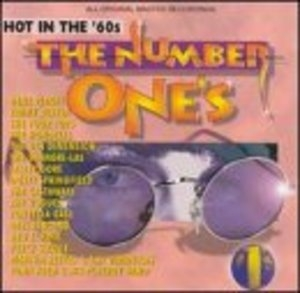 The Number One's: Hot In The '60s album cover