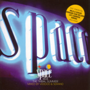 Space Ibiza: Tribal Summer album cover