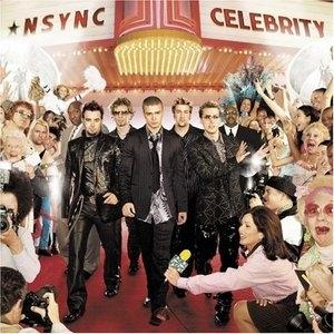 Celebrity album cover