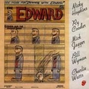 Jamming With Edward album cover