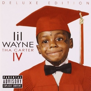 Tha Carter IV (Deluxe Edition) album cover