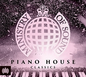 Ministry Of Sound: Piano House Classics album cover