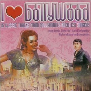 I Love Bollywood album cover