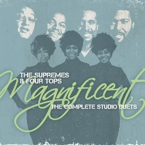 Magnificent: The Complete Studio Duets album cover