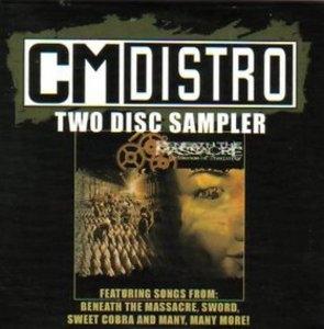 Century Media Distro Spring Sampler, Vol.3 album cover