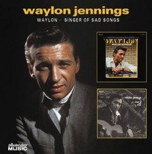 Waylon~ Singer Of Sad Songs album cover
