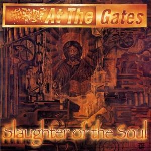 Slaughter Of The Soul album cover
