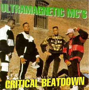 Critical Beatdown album cover