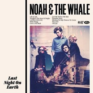 Last Night On Earth album cover