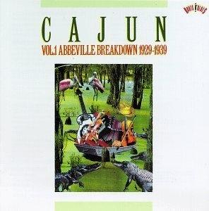 Cajun Vol.1: Abbeville Breakdown album cover