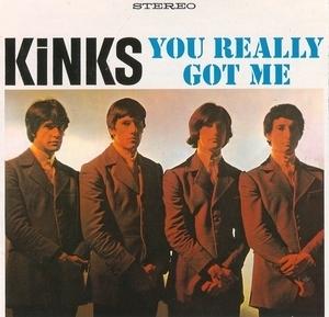 You Really Got Me album cover