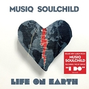 Life On Earth album cover