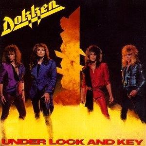 Under Lock And Key album cover