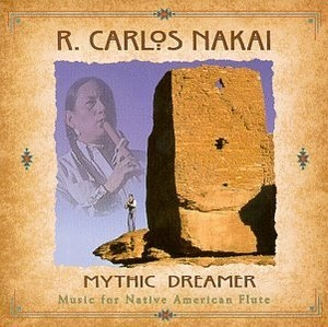 Mythic Dreamer: Music For Native American Flute album cover