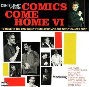 Comics Come Home VI album cover